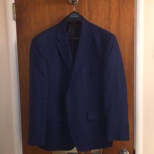 Jos. A. Bank blue sport coat